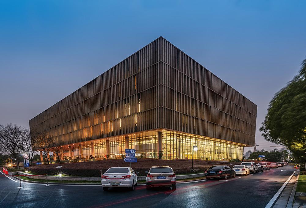 浦东图书馆