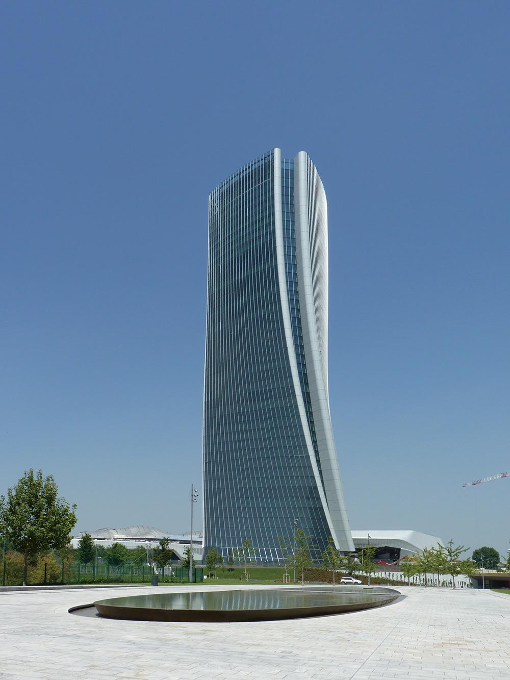 意大利哈迪大厦