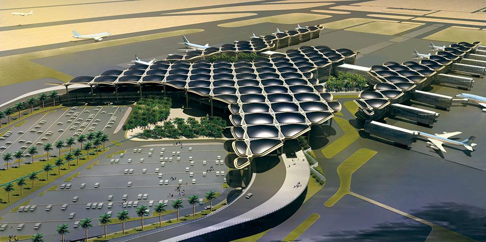 Queen Alia International Airport Amman, Jordan