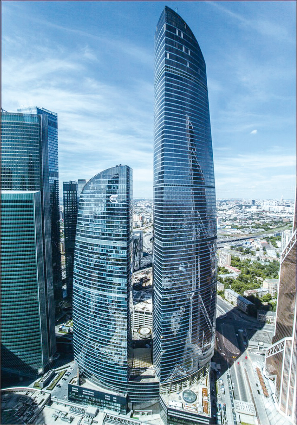 Russian Federation Tower