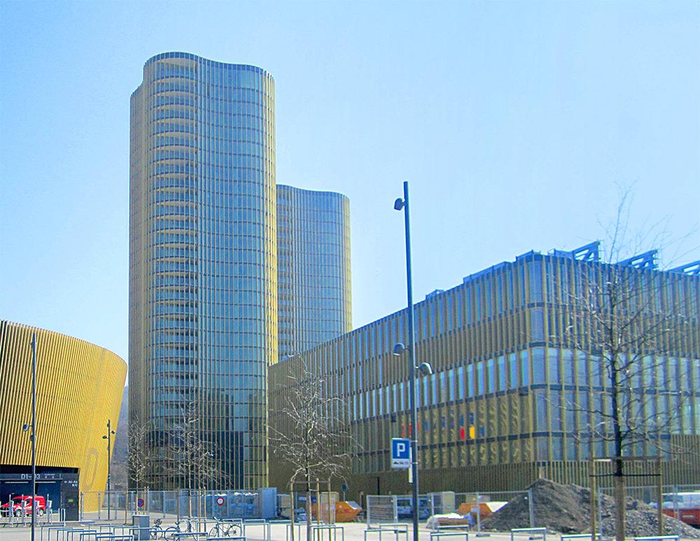 瑞士卢塞恩大厦