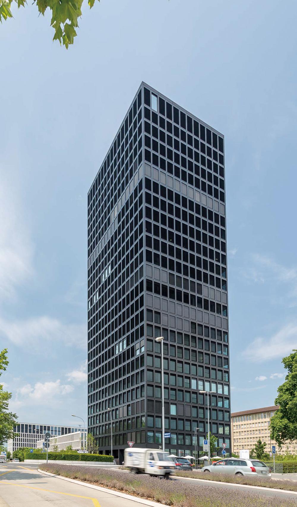 瑞士帕克公寓
