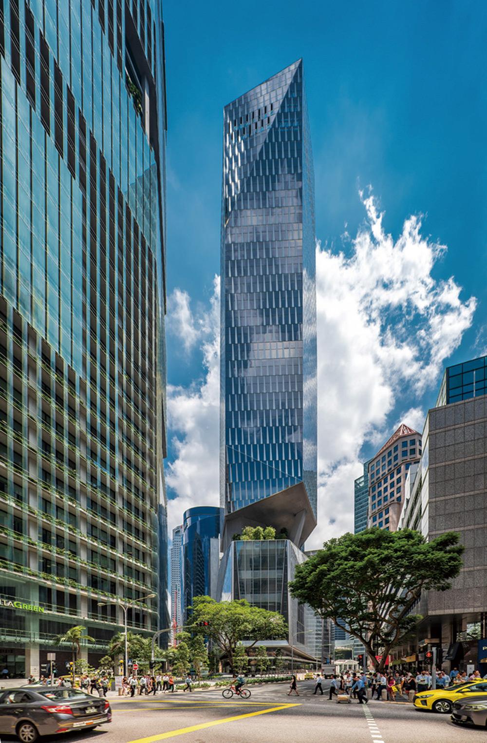 新加坡罗宾森大厦